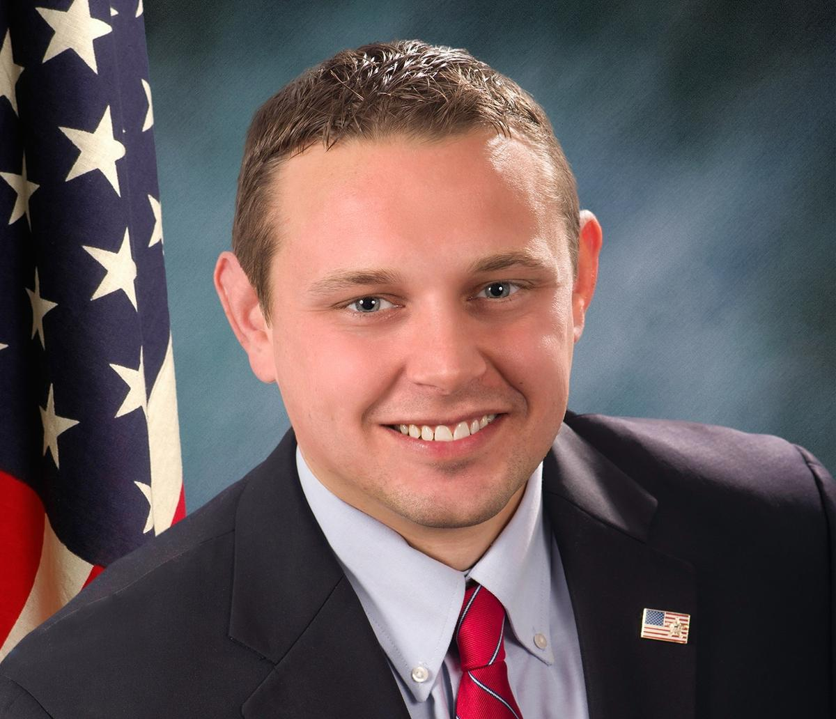 State Sen. Neil Anderson Crosses Party Lines To Vote For Legal Marijuana