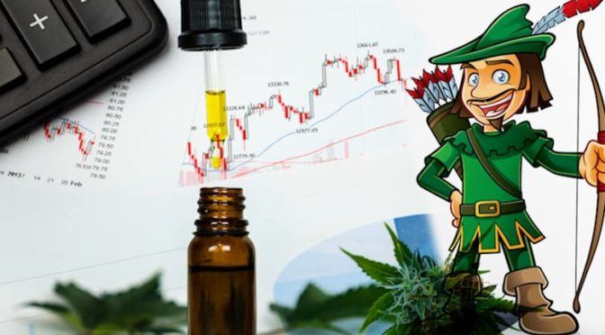 Looking For Marijuana Stocks To Buy On Robinhood? 2 For Your Watchlist Next Week